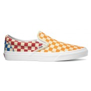 Checkerboard Slip-On Shoes VANS Multicolor
