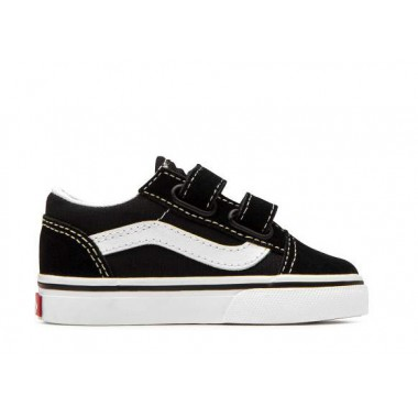 Vans Toddler Old Skool Black