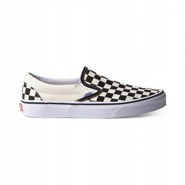 UNISEX CHECKERBOARD CLASSIC SLIP ON