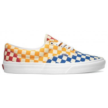 CHECKERBOARD ERA SHOES Multicolor