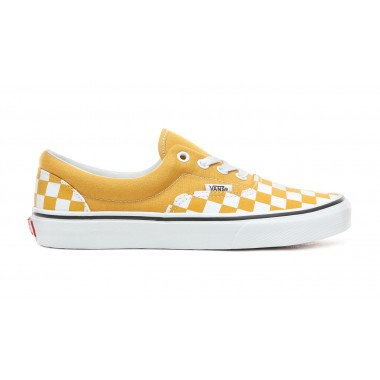 CHECKERBOARD ERA SHOES Yellow