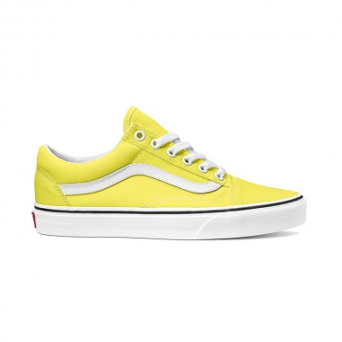 Vans Sneakers Shoes Old Skool lemon tonic/white