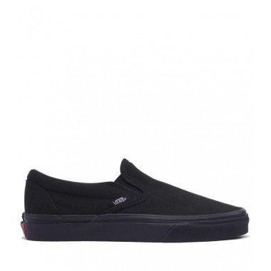 CLASSIC VANS SLIP-ON SHOES Black