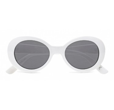 Vans Women's Grunge Sunglasses white