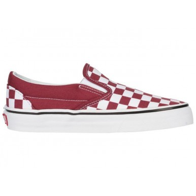 "CLASSIC SLIP-ON ""CHECKERBOARD"" (APPLE BUTTER)"